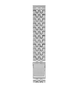 Серебряный браслет для часов (18 мм) 042023.18