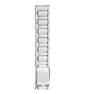 Серебряный браслет для часов (20 мм) 042027