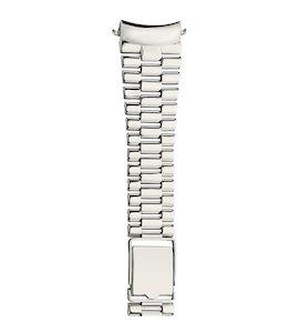 Серебряный браслет для часов (24 мм) 042400.24-527