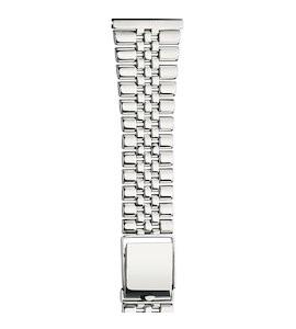 Серебряный браслет для часов (24 мм) 042401.24