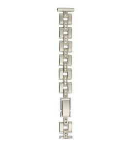 Серебряный браслет для часов (14 мм) 046580