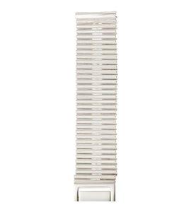 Серебряный браслет для часов (20 мм) 04777