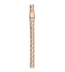 Золотой браслет для часов (8 мм) 048