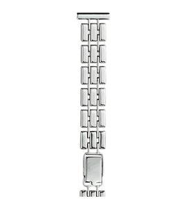 Серебряный браслет для часов (16 мм) 060586