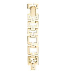 Золотой браслет для часов (6 мм) 1015002