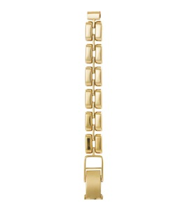 Золотой браслет для часов (6 мм) 10185