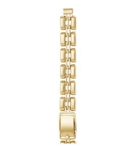 Золотой браслет для часов (6 мм) 10187
