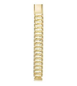 Золотой браслет для часов (10 мм) 12013