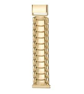Золотой браслет для часов (20 мм) 12019