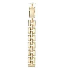 Золотой браслет для часов (10 мм) 12180