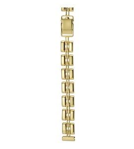 Золотой браслет для часов (10 мм) 12187