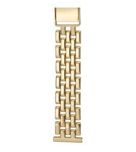 Золотой браслет для часов (20 мм) 12780