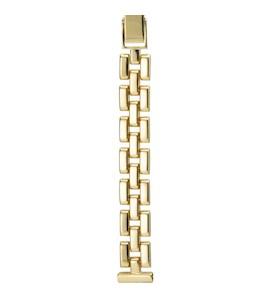 Золотой браслет для часов (12 мм) 13180
