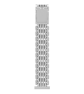 Золотой браслет для часов (20 мм) 22003