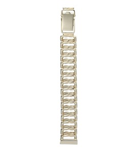 Золотой браслет для часов (12 мм) 23013