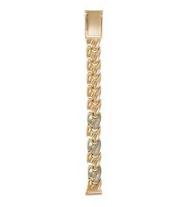 Золотой браслет для часов (8 мм) 316026