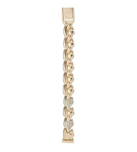 Золотой браслет для часов (8 мм) 316209