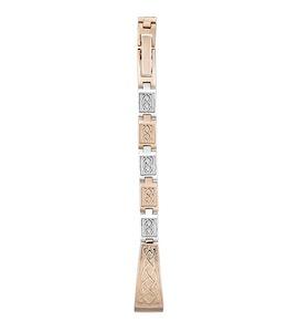 Золотой браслет для часов (10 мм) 3205012