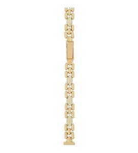Золотой браслет для часов (10 мм) 32079