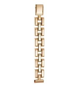 Золотой браслет для часов (10 мм) 32580