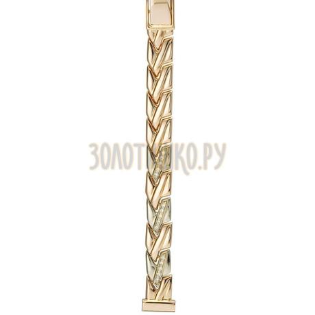 Золотой браслет для часов (10 мм) 3261052