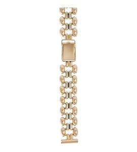 Золотой браслет для часов (14 мм) 34080