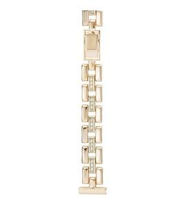Золотой браслет для часов (14 мм) 346580