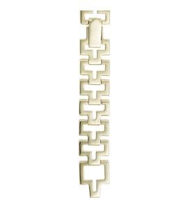 Золотой браслет для часов (6 мм) 4005002