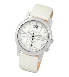 """Мужские серебряные часы """"Алекс"""" 40100.132"""