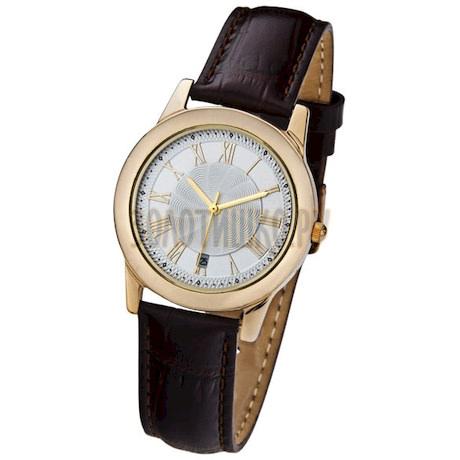 """Мужские золотые часы """"Рио"""" 40250.220"""