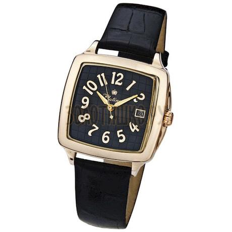 """Мужские золотые часы """"Вихрь"""" 40450.533"""
