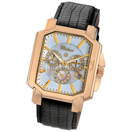 "Мужские золотые часы ""Флагман"" 40650.107"