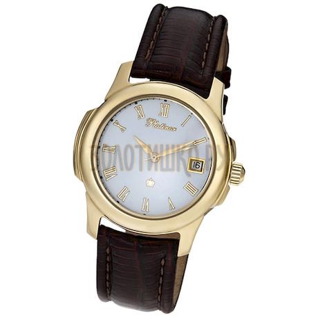"""Мужские золотые часы """"Монако"""" 41260.115"""