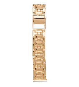 Золотой браслет для часов (20 мм) 42007