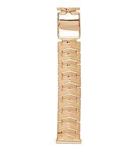 Золотой браслет для часов (20 мм) 42008