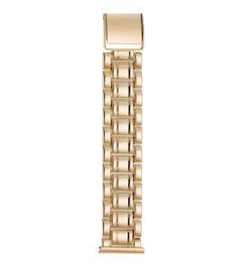 Золотой браслет для часов (20 мм) 42010