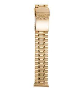 Золотой браслет для часов (20 мм) 42012-1