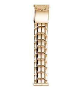 Золотой браслет для часов (20 мм) 42013-1