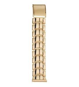 Золотой браслет для часов (20 мм) 42013
