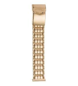 Золотой браслет для часов (20 мм) 42014-1