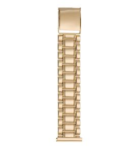 Золотой браслет для часов (20 мм) 42015