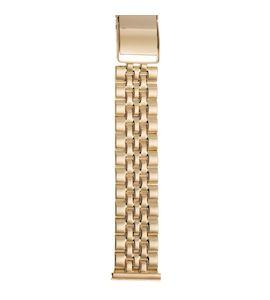 Золотой браслет для часов (20 мм) 42016