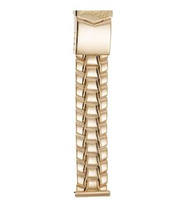 Золотой браслет для часов (20 мм) 42017-1