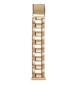 Золотой браслет для часов (20 мм) 42018