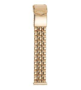 Золотой браслет для часов (20 мм) 42022-1