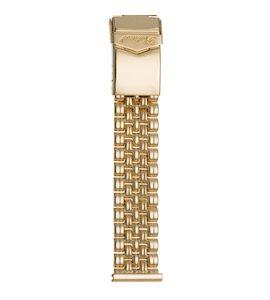 Золотой браслет для часов (20 мм) 42023-1