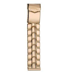 Золотой браслет для часов (20 мм) 42024-1