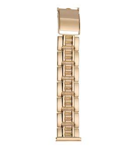 Золотой браслет для часов (20 мм) 42026