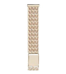 Золотой браслет для часов (20 мм) 42030