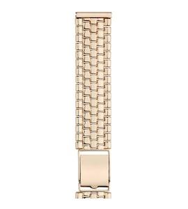 Золотой браслет для часов (20 мм) 42032